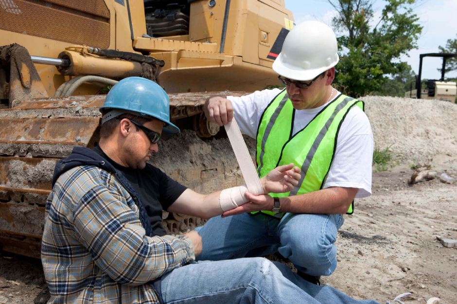 Worker Compensation Claim Insurance image